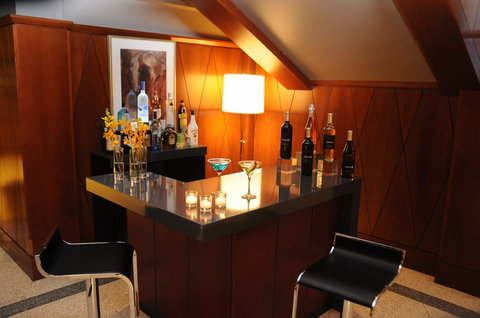 The Magnolia Hotel Dallas - Lobby Nook Bar