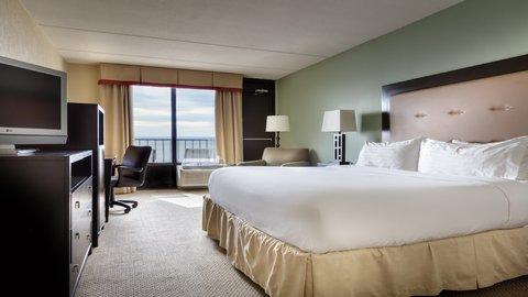 Holiday Inn Resort GALVESTON-ON THE BEACH - King Guest Room