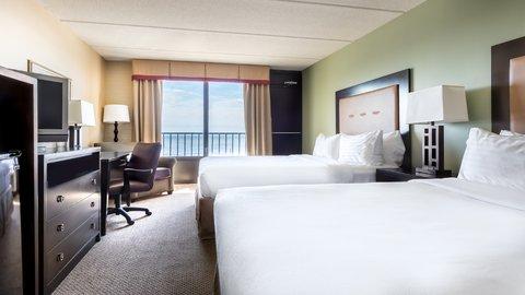 Holiday Inn Resort GALVESTON-ON THE BEACH - Double Queen Room