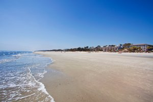 Beach - Beach House Hotel Hilton Head Island