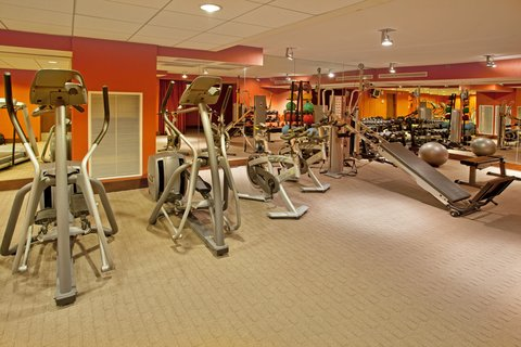 Crowne Plaza CHICAGO METRO DOWNTOWN - Fitness Center