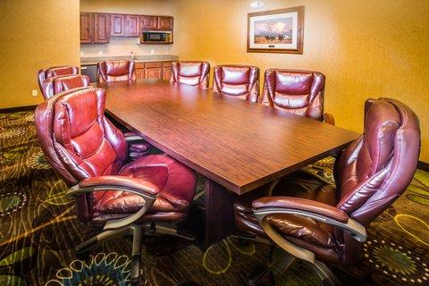 甘尼森快捷假日套房酒店 - Boardroom - Holiday Inn Express Hotel in Gunnison  CO