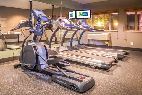 甘尼森快捷假日套房酒店 - Fitness Center