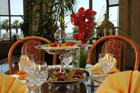 吉达洲际酒店 - The Tea Garden Lobby Lounge