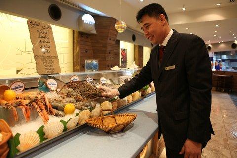 吉达洲际酒店 - Fish Market
