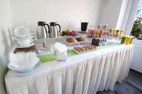 Holiday Inn Cuernavaca Hotel - Catering Beverage Selection
