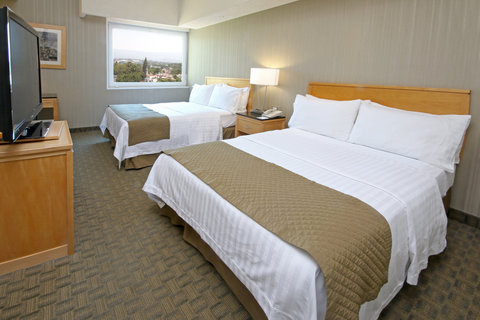 Holiday Inn Cuernavaca Hotel - Double Bed Guest Room