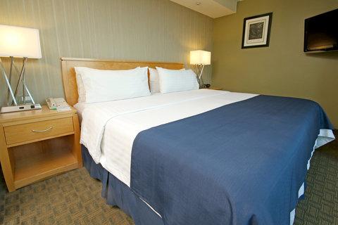 Holiday Inn Cuernavaca Hotel - King Bed Guest Room