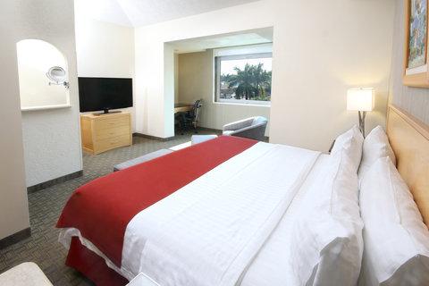 Holiday Inn Cuernavaca Hotel - Superior Room