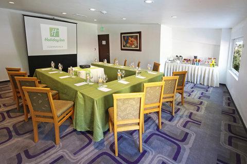Holiday Inn Cuernavaca Hotel - Conference Room
