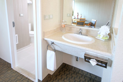 Holiday Inn Cuernavaca Hotel - Guest Bathroom