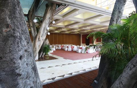 Holiday Inn Cuernavaca Hotel - Banquet Room