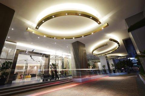 كابري باي فرايزر، كوالالمبور/ماليزيا - Lobby Driveway