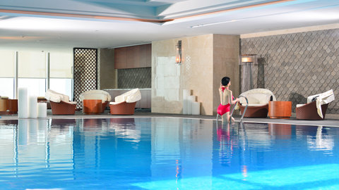 InterContinental FUZHOU - Swimming Pool