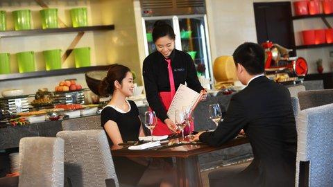 InterContinental FUZHOU - Stage Restaurant