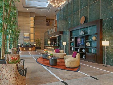 Fraser Place Manila - Lobby