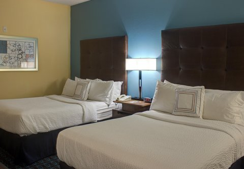 Fairfield Inn & Suites Dallas North by the Galleria - Double Double Guest Room