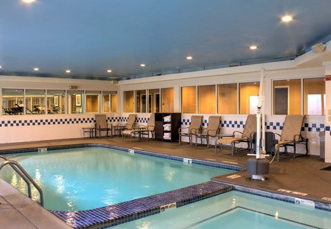 Fairfield Inn & Suites Dallas North by the Galleria - Indoor Pool   Whirpool