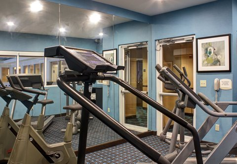 Fairfield Inn & Suites Dallas North by the Galleria - Fitness Center