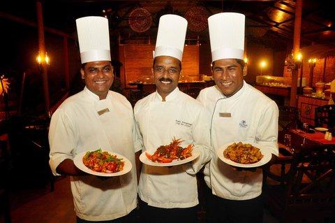 Hilton Colombo - Curry Leaf
