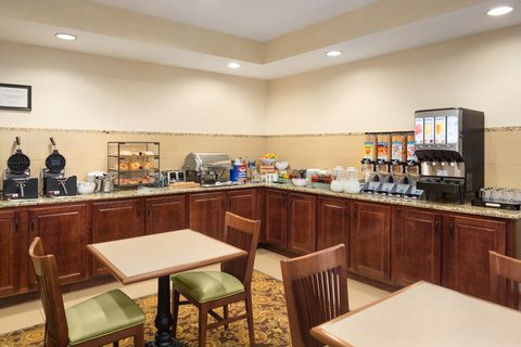 Country Inn & Suites By Carlson Anderson - Breakfast Room