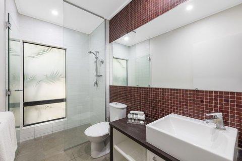 Oaks Cable Beach Sanctuary - Studio Bathroom