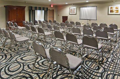 Holiday Inn Express Hotel & Suites Lake Charles - Meeting Room
