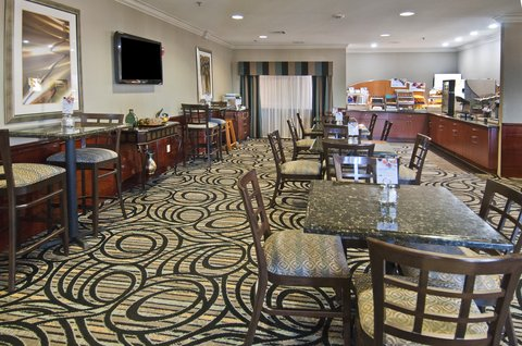 Holiday Inn Express Hotel & Suites Lake Charles - Breakfast Area
