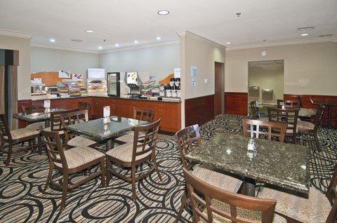 Holiday Inn Express Hotel & Suites Lake Charles - Restaurant