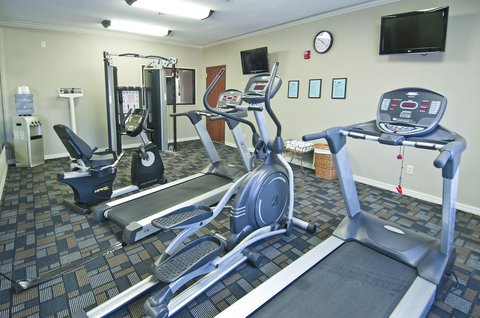 Holiday Inn Express Hotel & Suites Lake Charles - Fitness Center