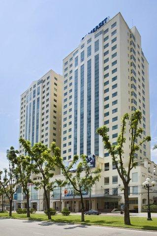 薩默塞特和平公寓式酒店 - Facade of Somerset Hoa Binh