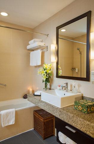 薩默塞特和平公寓式酒店 - Bathroom of 2 Bedroom Executive