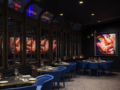 فندق غراند لا كلوش ديجون - ام غاليري باي سوفيتيل - Restaurant