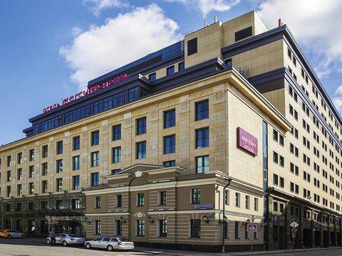 ibis Moscow Centre Bakhrushina - Exterior