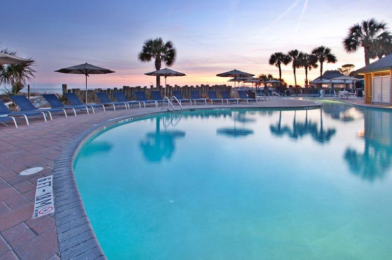 holiday inn resort beach house in hilton head  sc 29928