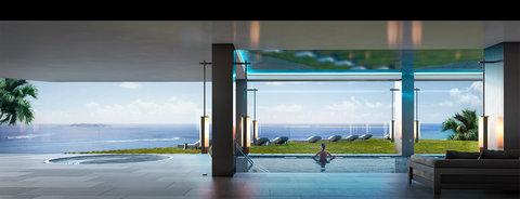 Thor Luxury Hotel & Spa Bodrum - LBTRENDERING
