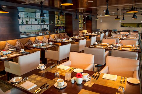 Copthorne Sharjah - Lagoon Restaurant