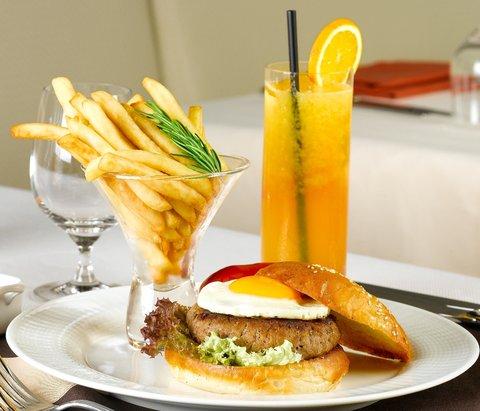 Copthorne Sharjah - Lagoon Restaurant A La Carte