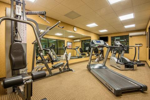 Holiday Inn Express Hotel & Suites Clovis - Fitness Center