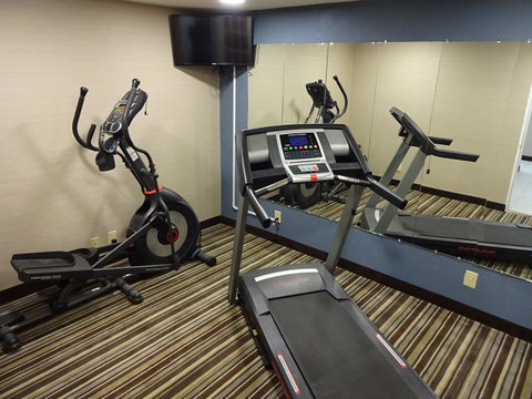 Red Roof Inn & Suites Greenwood, SC - Fitness Room