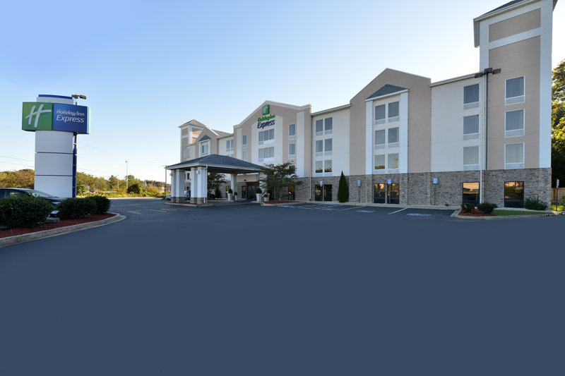 Holiday Inn Express Seaford-Route 13 - Seaford, DE