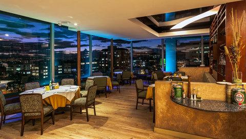 Bogota Plaza Summit Hotel - Carpaccio Restaurant