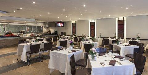 Bogota Plaza Summit Hotel - La Macuira Restaurant