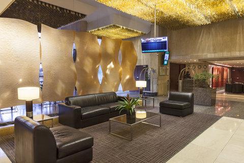 Bogota Plaza Summit Hotel - Lobby