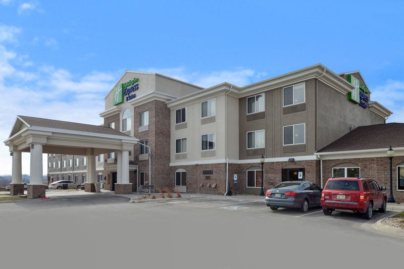 HOLIDAY INN EXP STES WEST