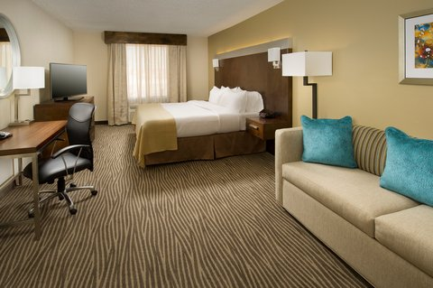 Wingate by Wyndham El Paso Airport - Holiday Inn El Paso Airport  King Bed Guest Room