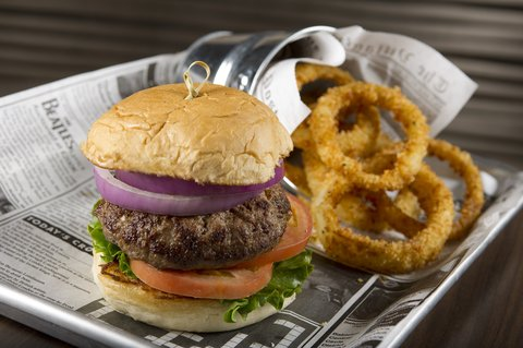 Wingate by Wyndham El Paso Airport - Build Your Own Burger at Burger Theory
