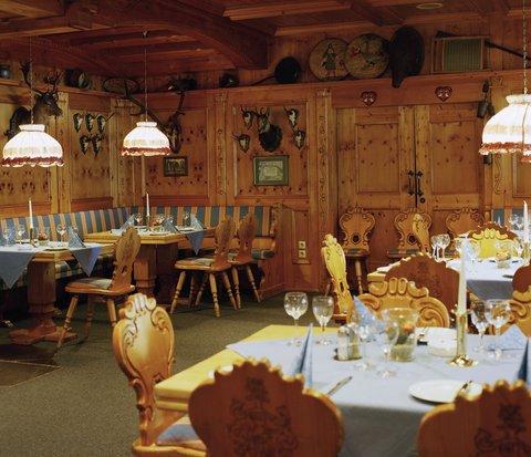 Hotel Rheinterrasse Benrath - Restaurant2