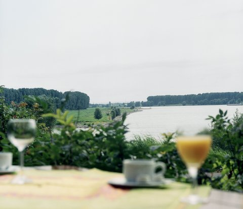 Hotel Rheinterrasse Benrath - Terrace3