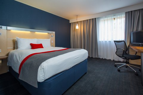Holiday Inn Express EXETER M5, JCT. 29 - Work in your refurbished room with desk  chair and free Wi-Fi